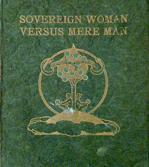 Sovereign Woman versus Mere Man