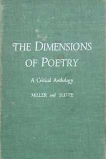 The Dimensions of Poetry