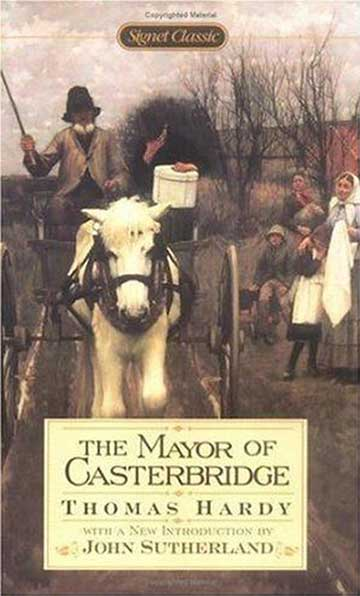 an analysis of the book the mayor of casterbridge