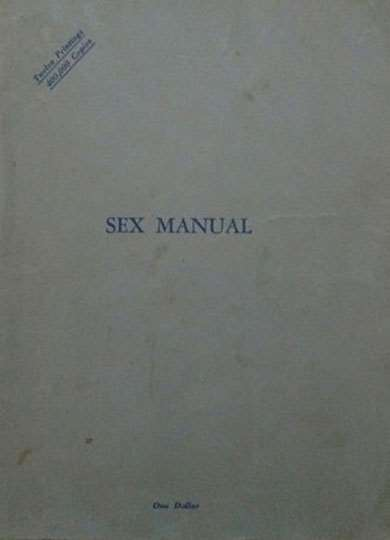 Sex Manual