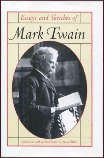mark twain 2 essay