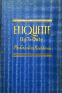 Etiquette Up-to-Date