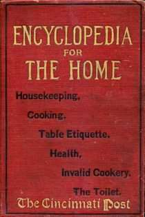 Encyclopedia for the Home