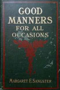 Good Manners for All Occasions
