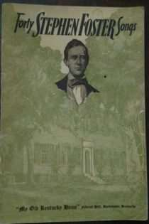 Forty Stephen Foster Songs
