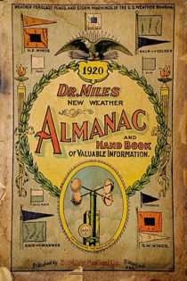 Dr. Miles New Weather Almanac