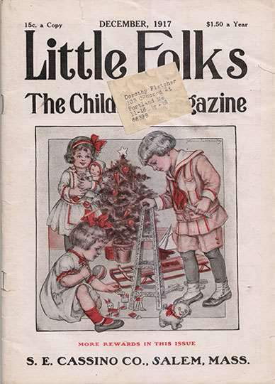 Little Folks, December, 1917