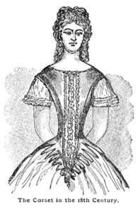 18th Century Corset