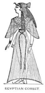 Egyptian Corset