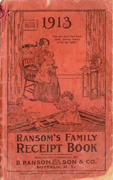 Ransom's Family Receipt Book