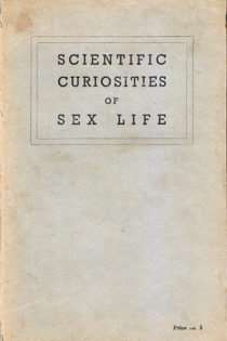 Scientific Curiosities of Sex Life