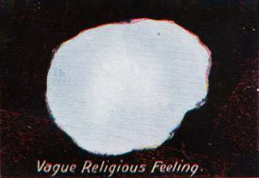 Vague Religious Feeling