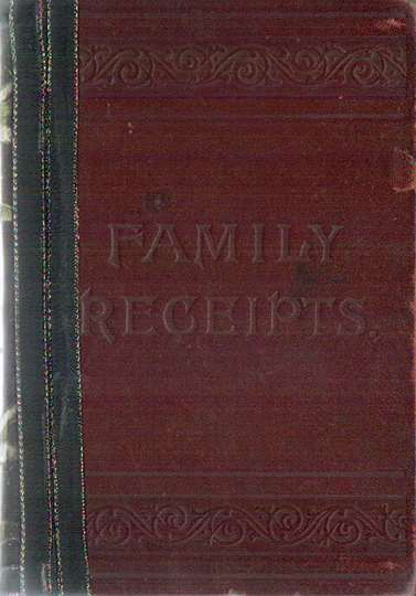 Family Receipts