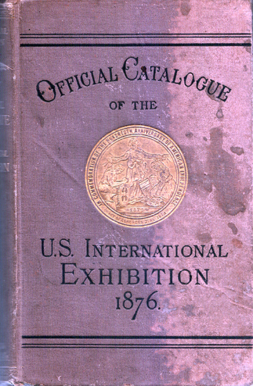 Official Catalogue of the International Exhibition