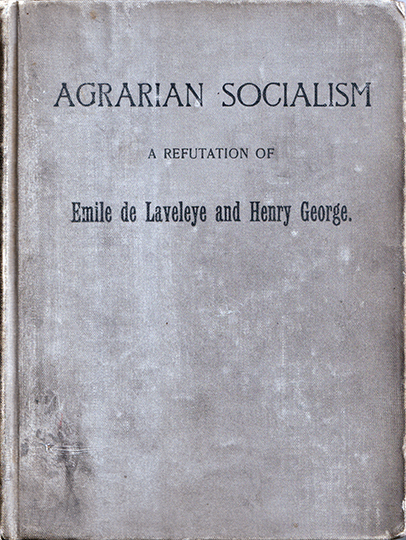 The Champions of Agrarian Socialism