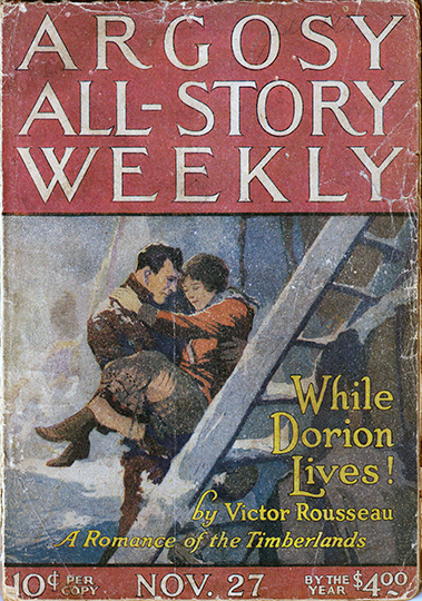 Argosy All-Story Weekly