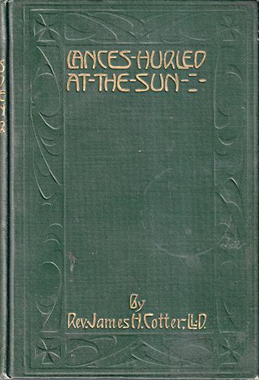 Lances Hurled at the Sun