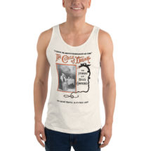 Alcohol Tank: The Curse of Drink | Edwardian Temperance, Prohibition, Booze, Drinking, Bar Unisex Top, Bartender Gift