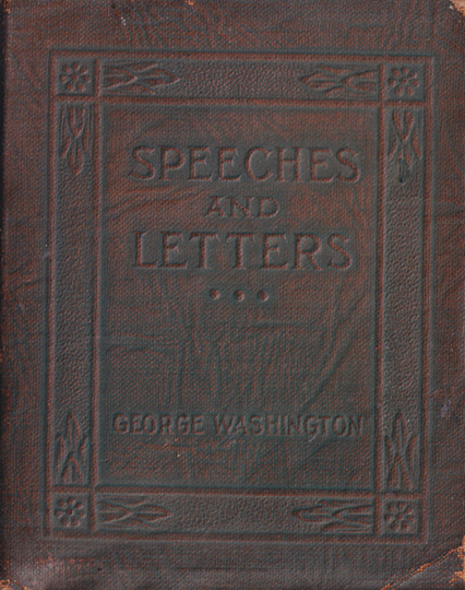 Speeches and Letters